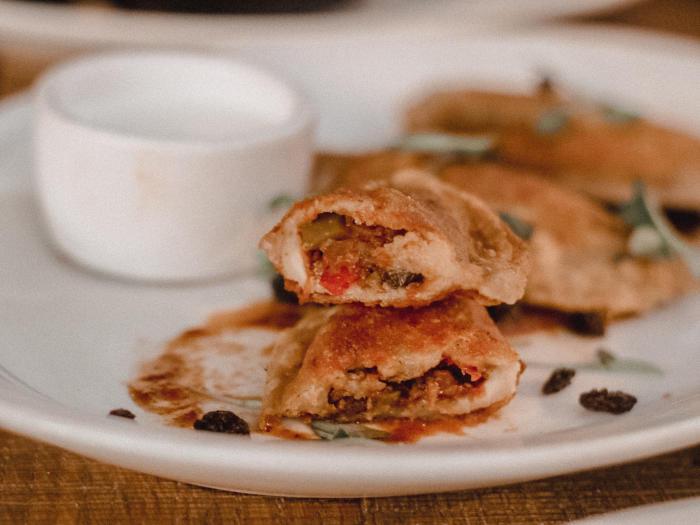 Cha Cha's Latin Kitchen Irvine Open Empandas