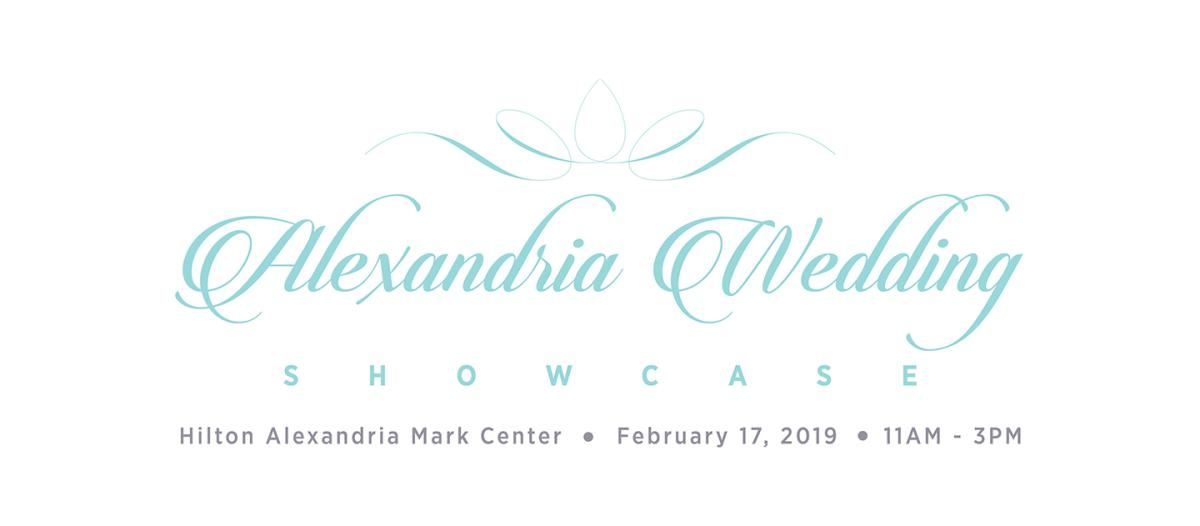 2019 Alexandria Wedding Showcase Header