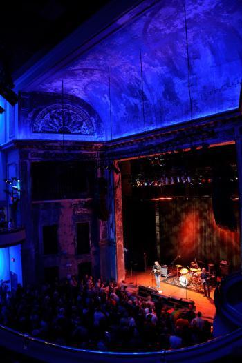Queen Theatre Interior