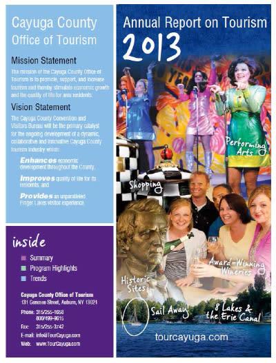 Annual report 2013 brochure