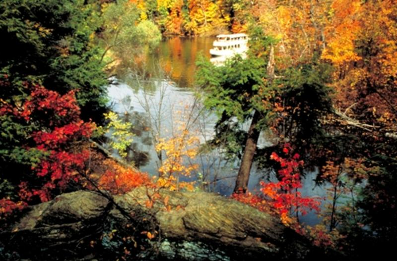 Grand Ledge Fall