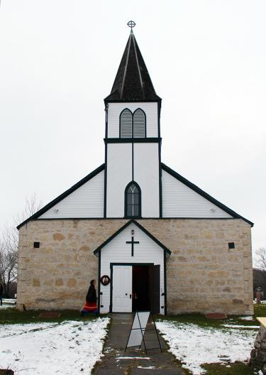 St. Peter, Dynevor Anglican (Old Stone) Church