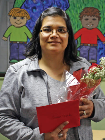 ROSE Winner Carmen Zepeda