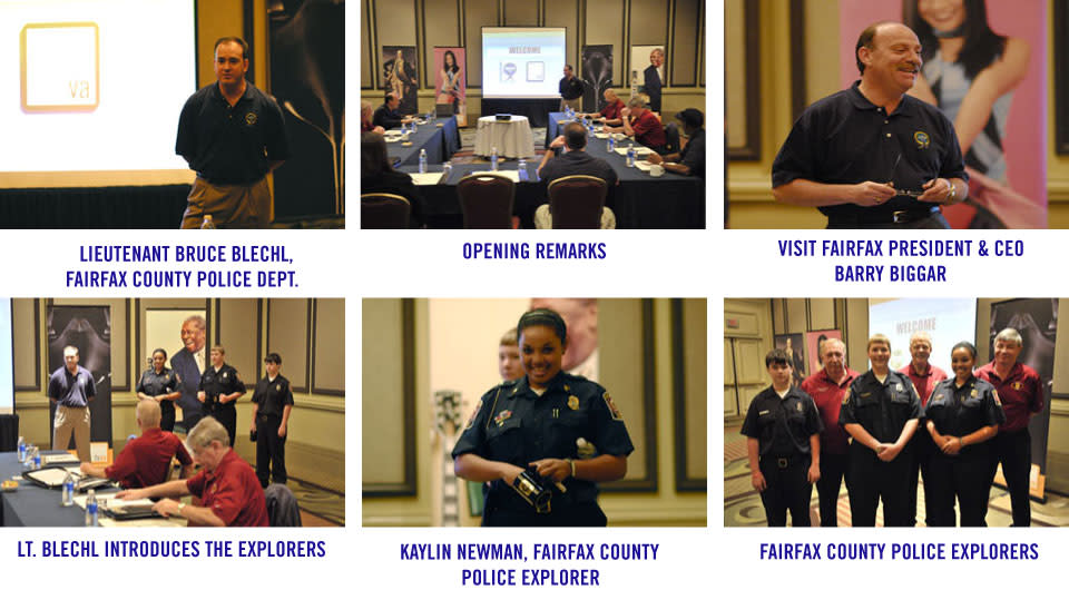 2015 World Police & Fire Games Site Inspection Kickoff Photo Gallery