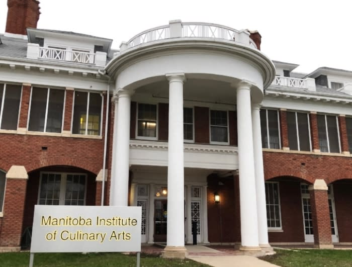 The grand Manitoba Institute of Culinary Arts at Assiniboine Community College North Hill Campus