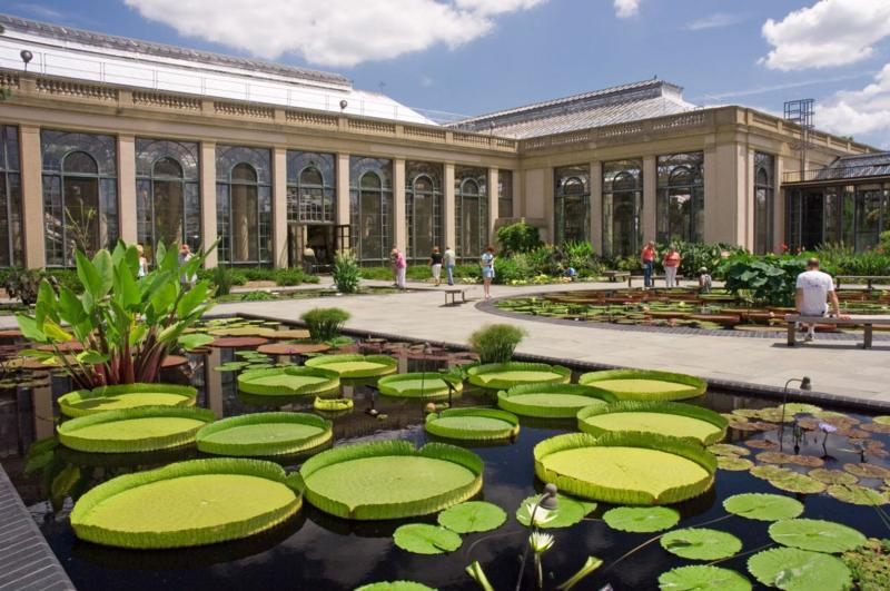 Longwood Gardens Named Best Botanical Garden by USA Today and 10Best