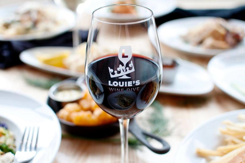 Louie's Wine Dive in Overland Park
