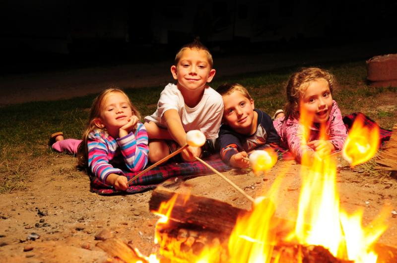 cheerful-valley-campground-phelps-smores