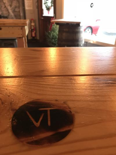 Vine & Tap Table