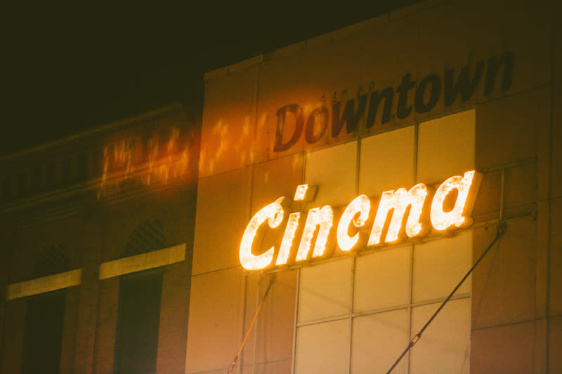 Favorite Rainy Day Activity - Downtown Budget Cinema - Photo by: Kelsey Smith