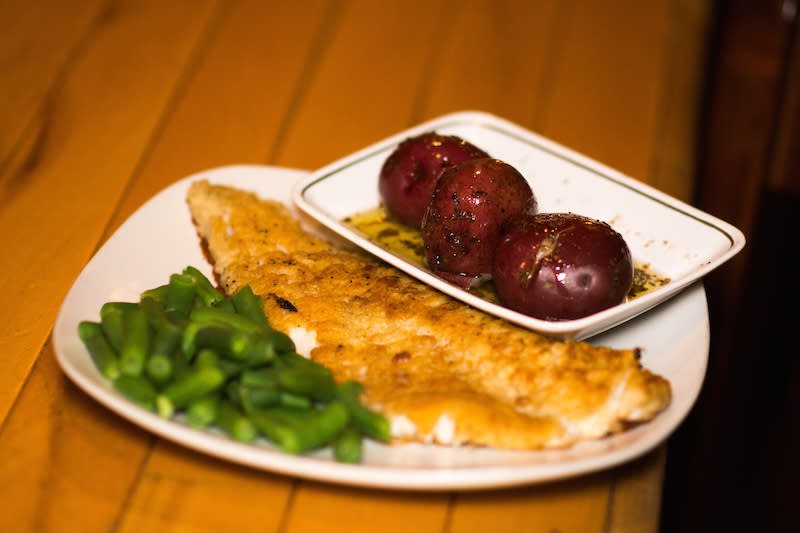 Favorite Fish Fry - Galloway Grille - Photo by: Kelsey Smith