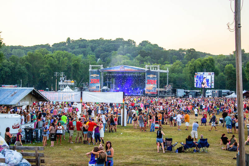 Favorite Local Festival - Country Jam USA - Photo by: Ty Randerson