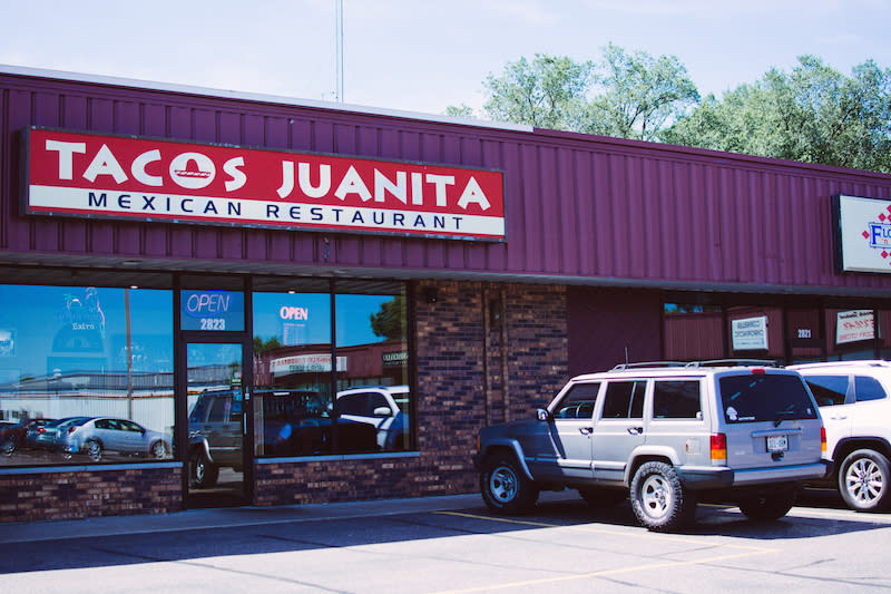 Favorite Local Restaurant - Tacos Juanita - Photo by: Kelsey Smith