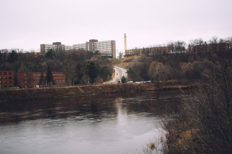 Favorite Place to #CaptureEC - Eau Claire River - Photo by: Kelsey Smith