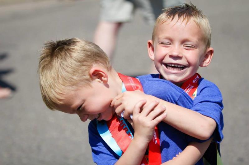 Eau Claire Marathon Children