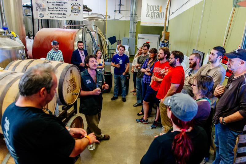 Hops & Grain Tour