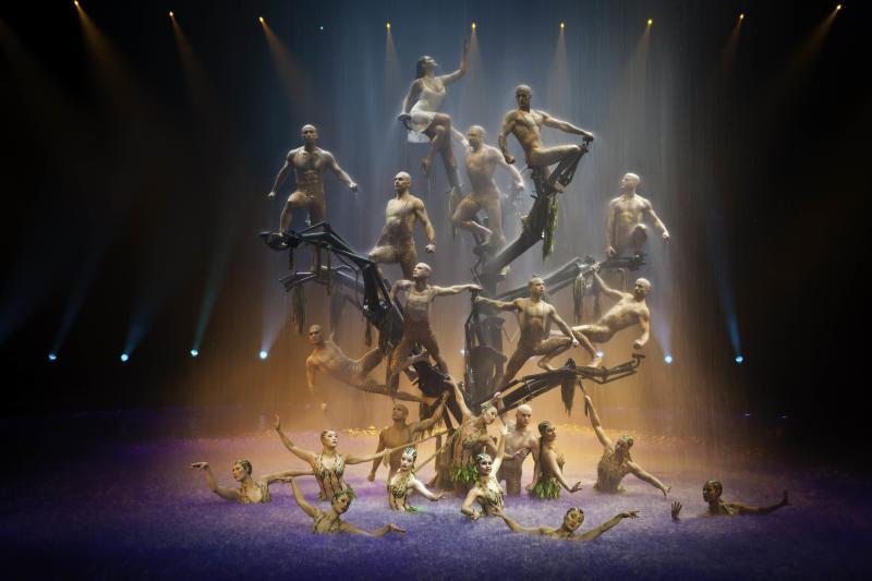 Le Reve por Cirque du Soleil