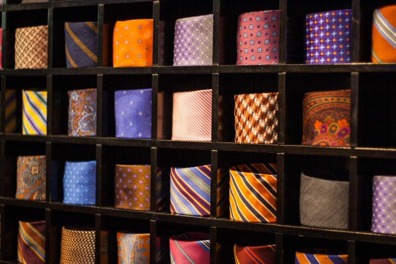 ties at andrew davis