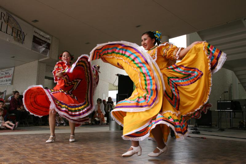 Cultural Celebration at Mexican American Cultural Center in Austin Texas