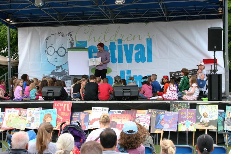 Children's Festival of Reading