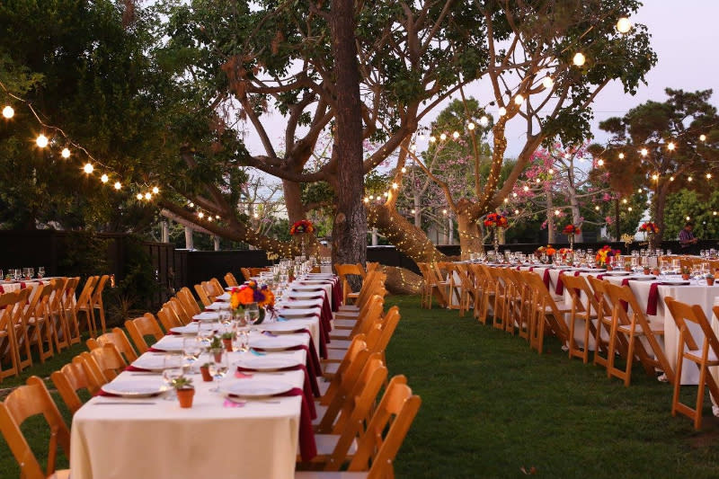 Advantages Of The Outdoor Wedding Reception: Beautiful Outdoor Venues For Weddings And Receptions In
