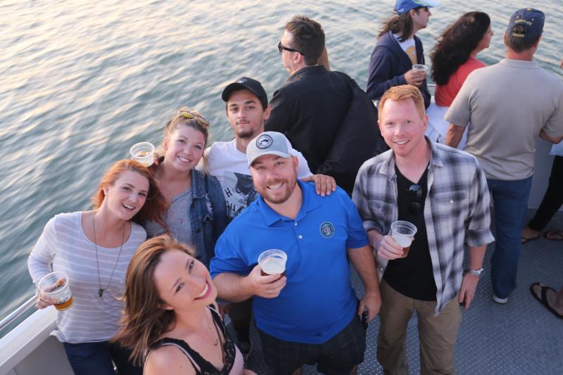 Virginia Aquarium Brews Cruise