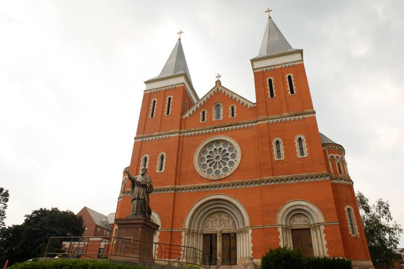 Saint Vincent College Basilica