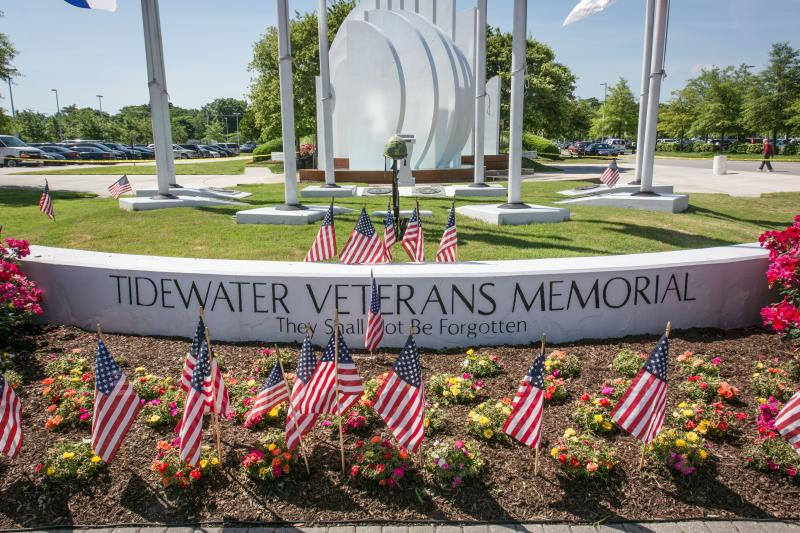TIDEWATER VETERANS MEMORIAL