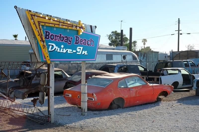 Cultural Hotspots - Salton Sea five