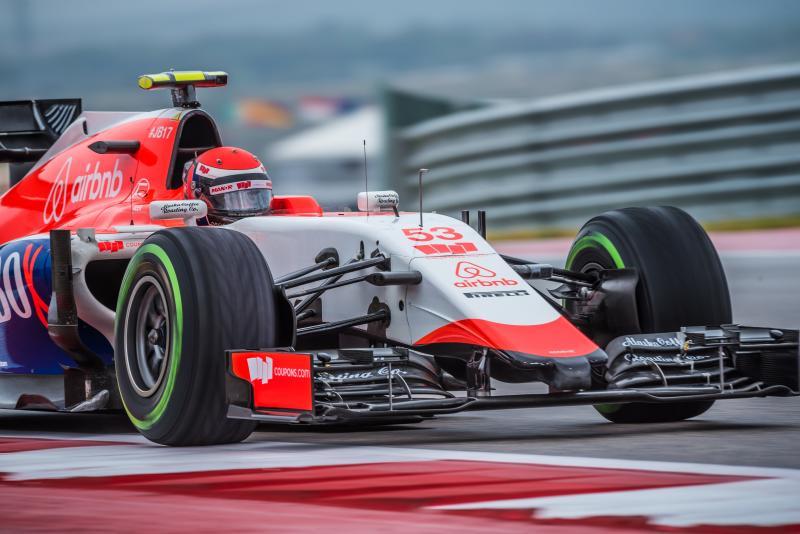 F1 USGP at COTA