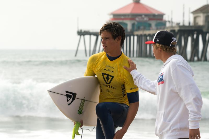 VISSLA ISA World Junior Surfing Championships
