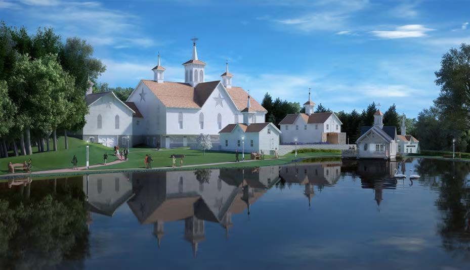 Star Barn Rendering Photo 2018