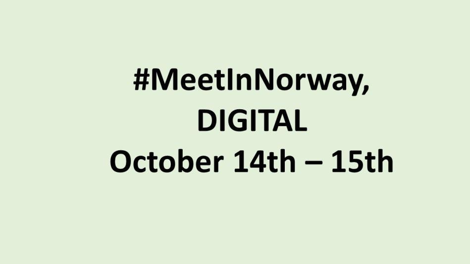 Int Meet In Norway digital
