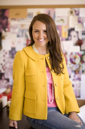 Melissa Davis founder of Ruby Press