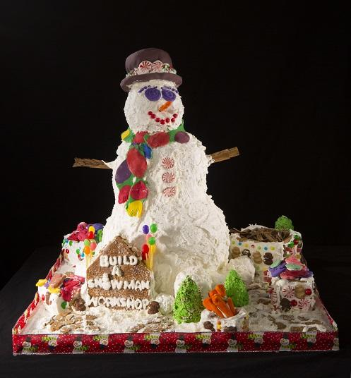 2016 National Gingerbread Child First Place