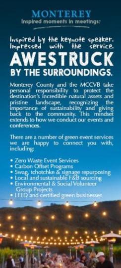 Green Meetings Brochure