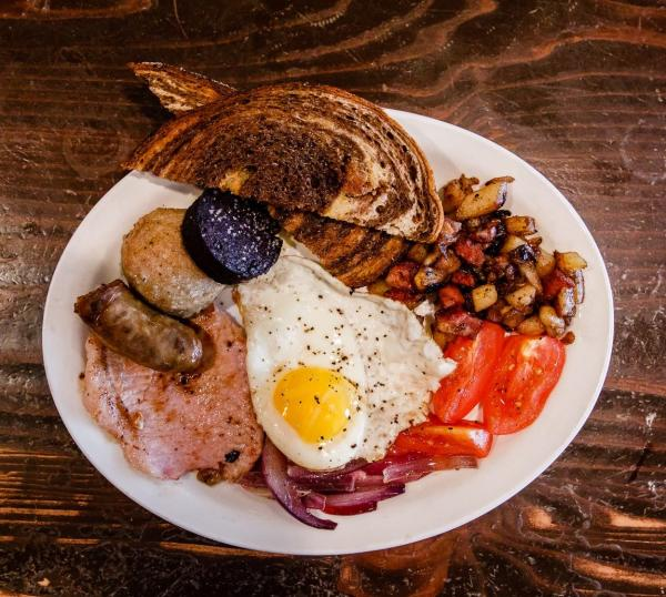 Irish Breakfast J K O Donnell S Fort Wayne Brunch