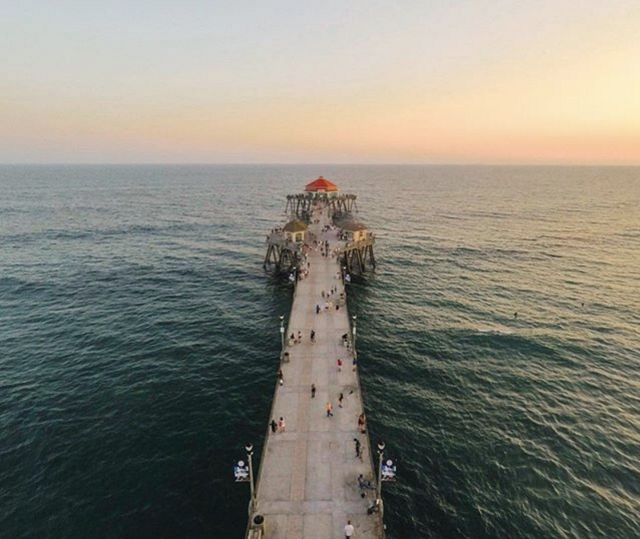 HB Pier