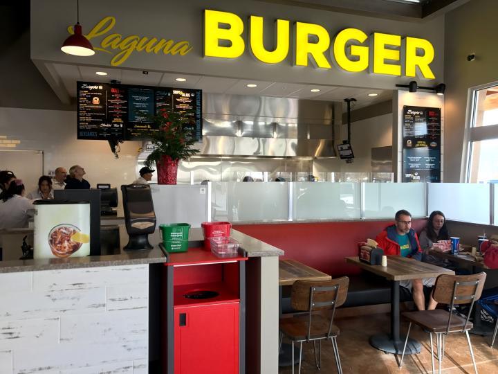 Laguna Burger Albuquerque