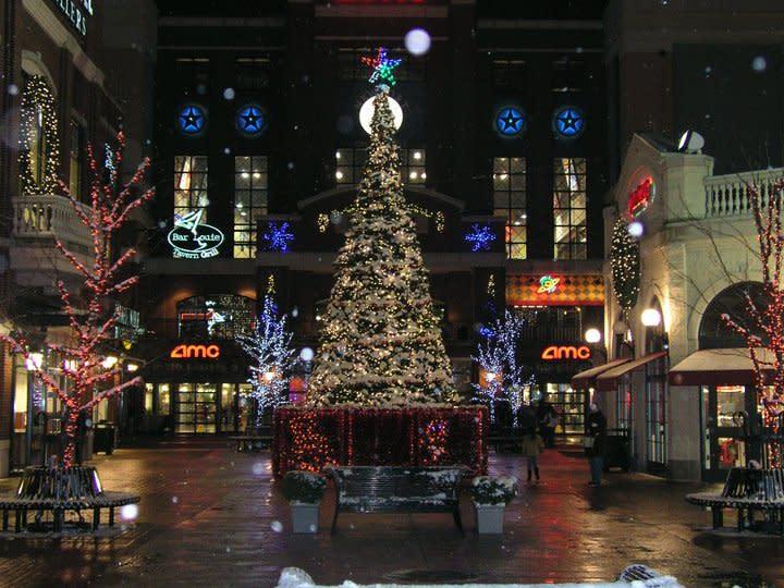 newport levee christmas