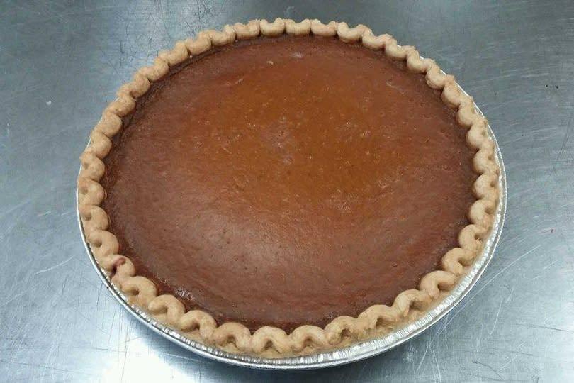 Corropolese Pumpkin Pie