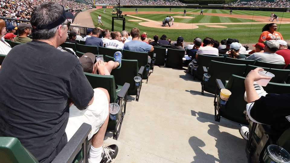 Attend Chicago Sports Events Book Private Suites For