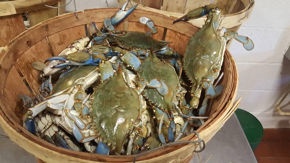 Buckeystown Pub Crabs