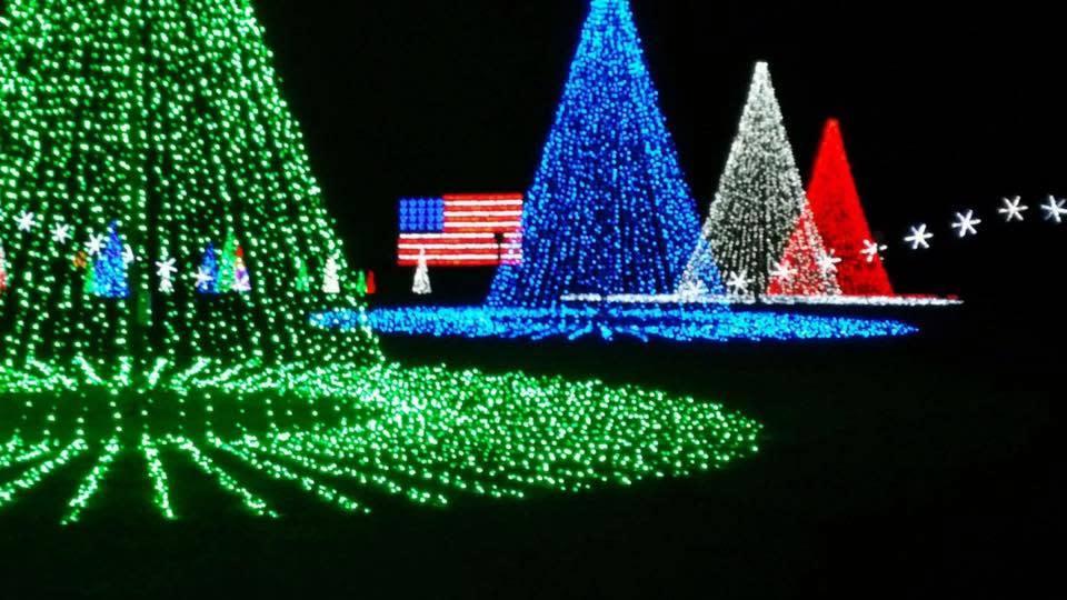 Coney Island Christmas Nights of Lights