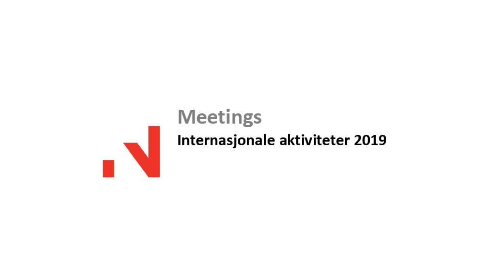 Presentasjon Meetings kickoff reiseliv 2018