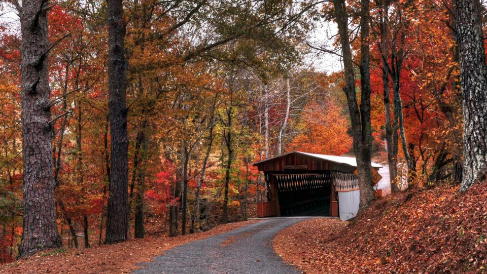 Covered Bridge Easley