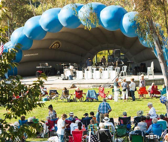 HB Concert Band Summer Series