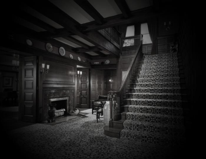 Interior of the Glessner House in Chicago