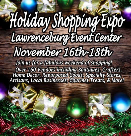 Lawrenceburg Holiday Shopping
