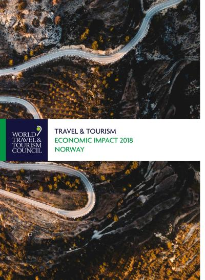 Travel and tourism - economic impact 2018